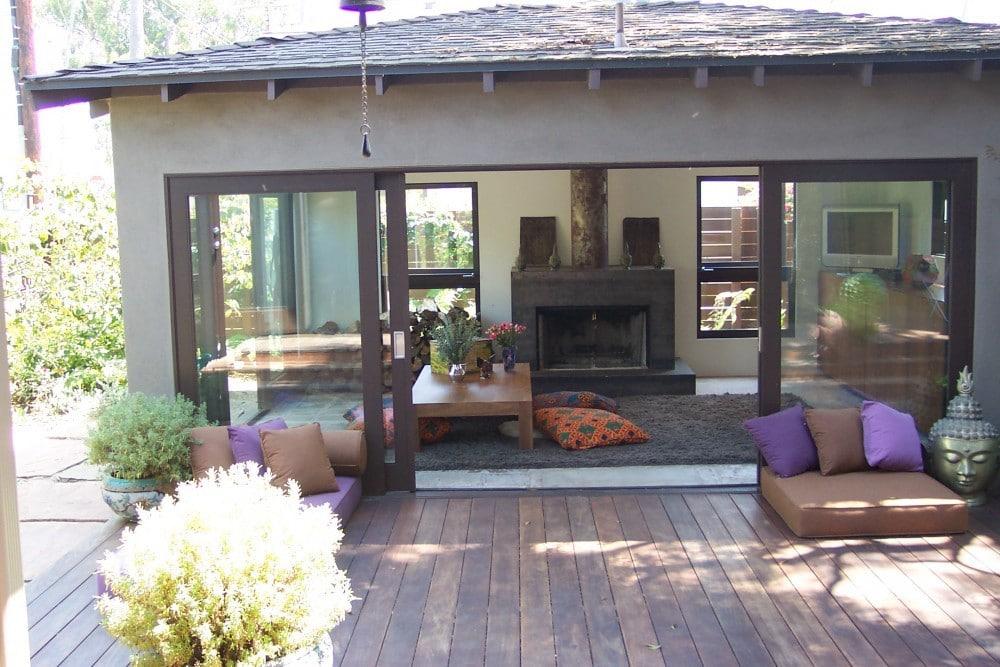 bespoke garage conversion living space