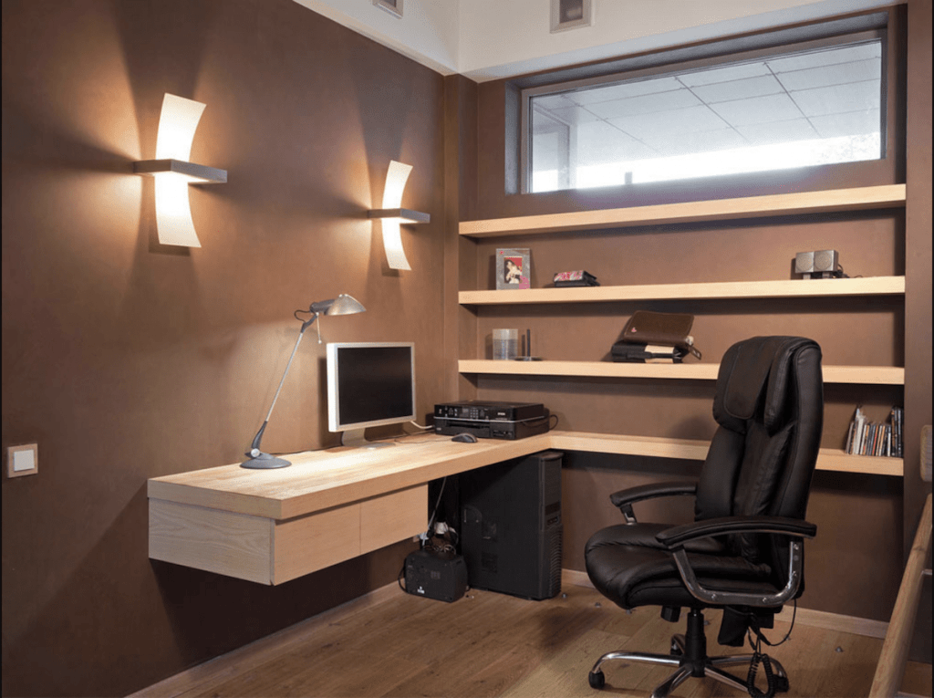 fitted home office interiors workspace joinery solutions