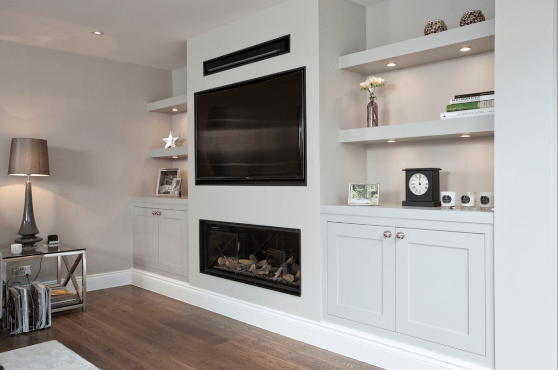 bespoke fitted furniture carpenter Sheffield