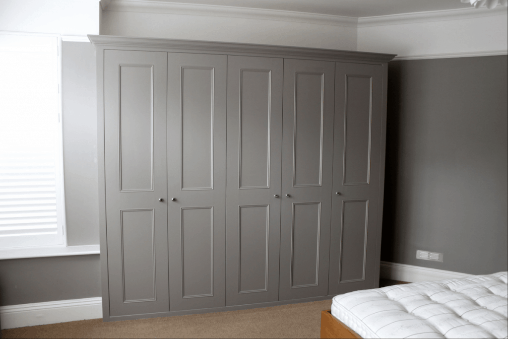 bespoke joinery fitted wardrobes Sheffield by Riverdale joinery company