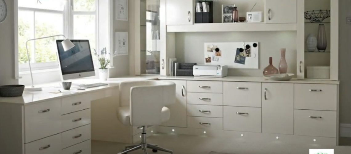 fitted furniture home office