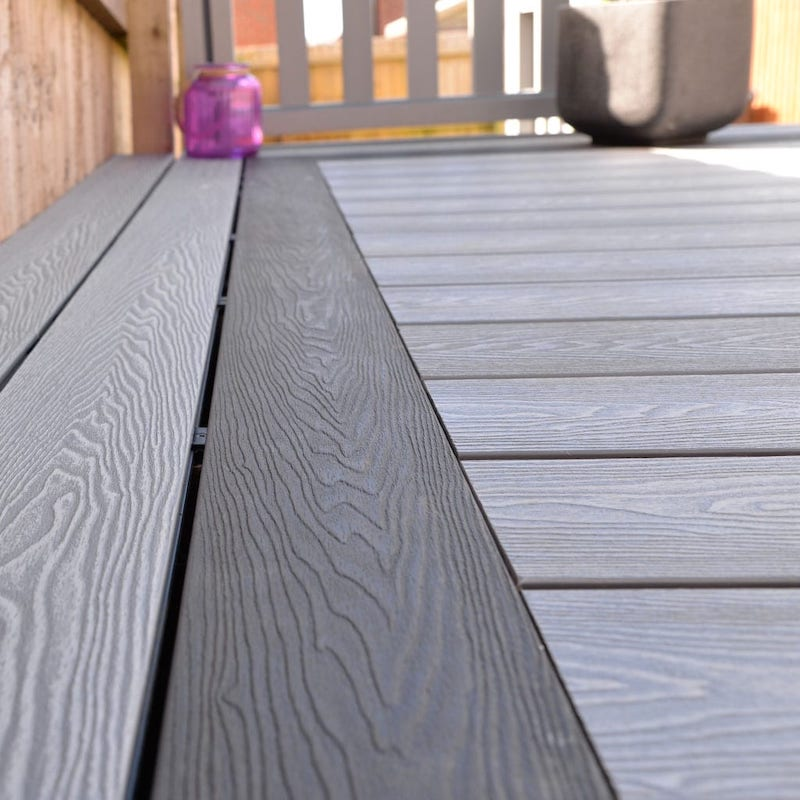 garden decking sheffield