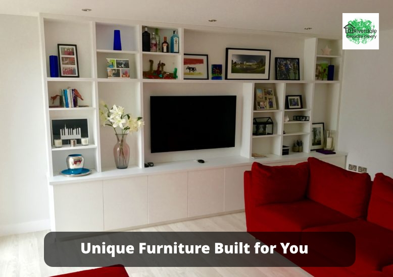 lounge fitted units