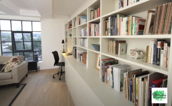 lounge study area